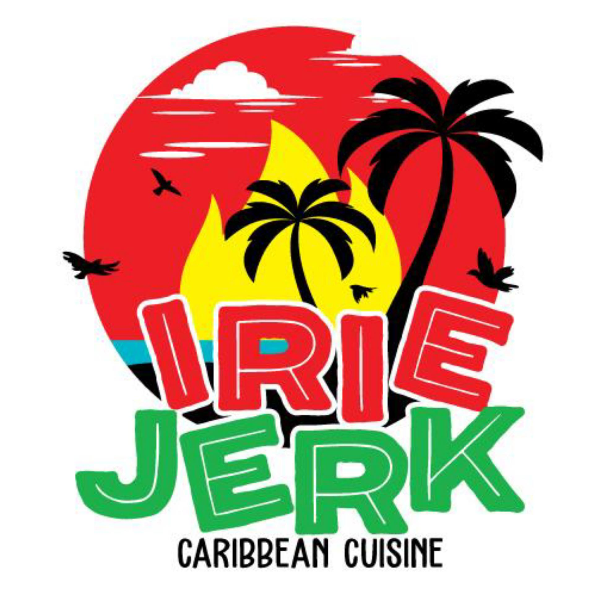 Irie Jerk Logo