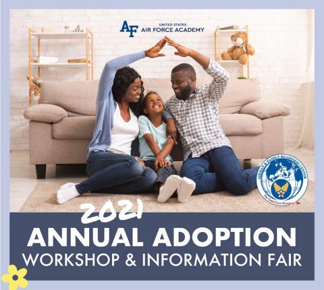 Annual Adoption Fair Ad